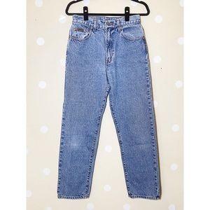 Vintage Calvin Klein Light-Wash Straight Jeans 6